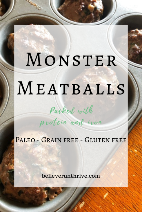Monster Meatballs (1)