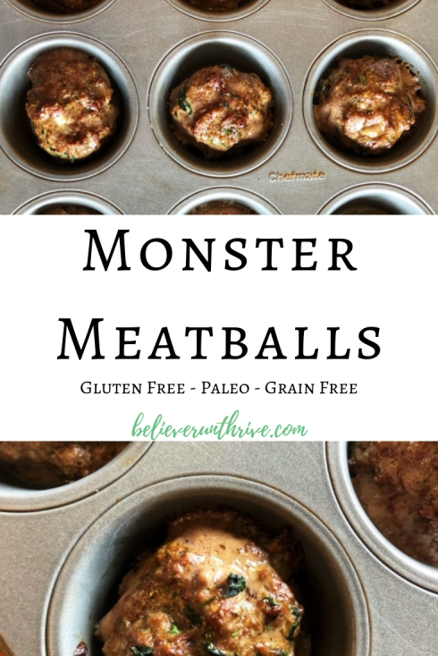 Monster Meatballs