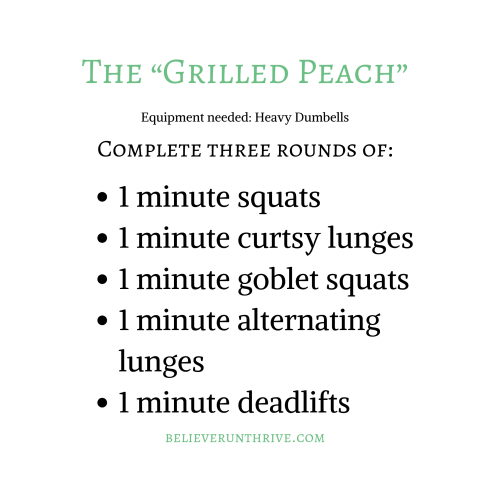the grilled peach (1)