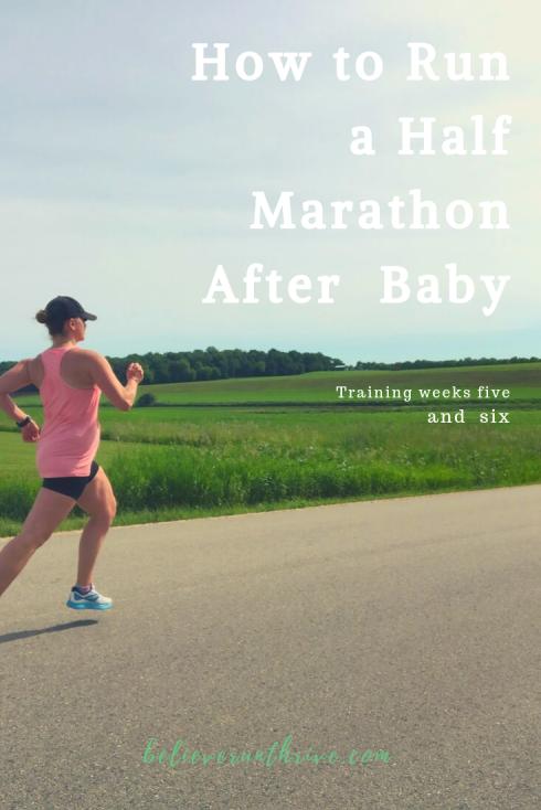half marathon 5-6